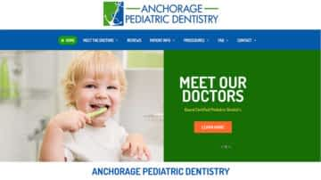 Anchorage Pediatric Dentistry